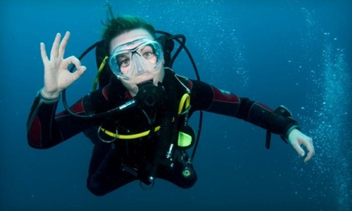 Aquatic Center of Ocala - Belleview: $12 for a Discover Scuba Session at Aquatic Center of Ocala ($25 Value)