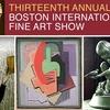 Half Off Boston International Fine Art Show Tickets