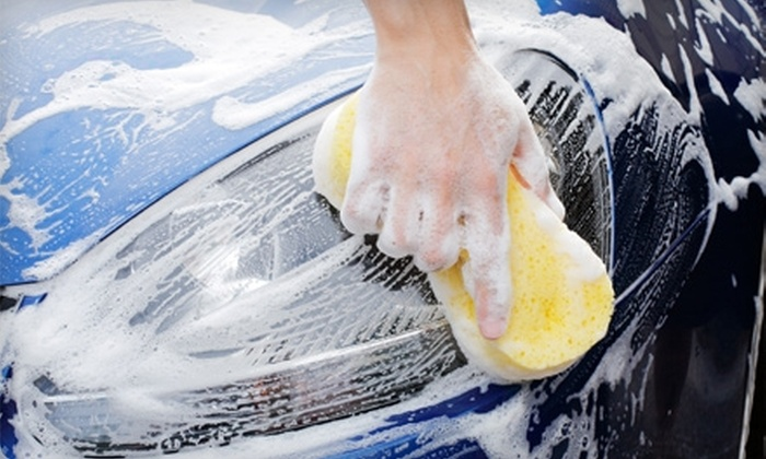 We'll Clean Auto Spa - DePaul: Four-Pack of Full Exterior and Interior Hand Washes or a Hand Wash and Wax at We'll Clean Auto Spa (Up to 70% Off)