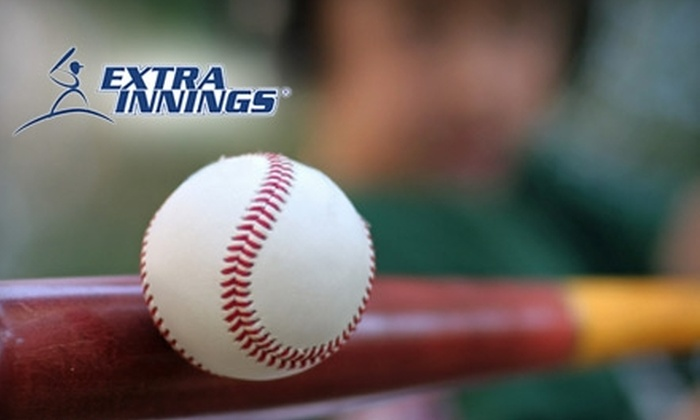 Extra Innings - Midland Rural: $17 for an One-Hour Hitting Tunnel Rental at Extra Innings (a $35 Value)