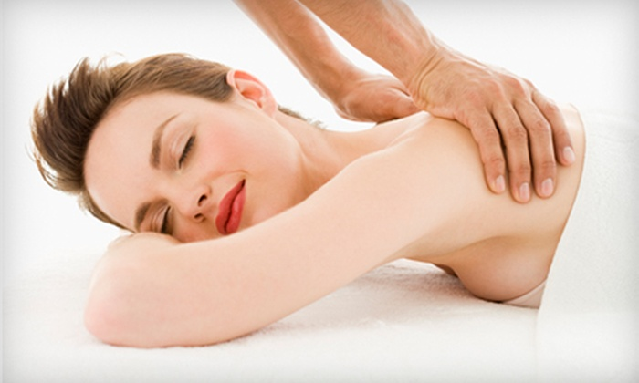 CS Massage - St. Charles: $55 for an Aromatherapy Massage and Body Wrap at CS Massage in St. Charles