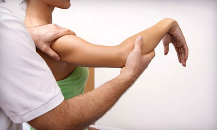 Schroeder Chiropractic Wellness Center - Lawrence: $39 for a Two-Visit Chiropractic Package with Adjustment at Schroeder Chiropractic Wellness Center (Up to $220 Value)