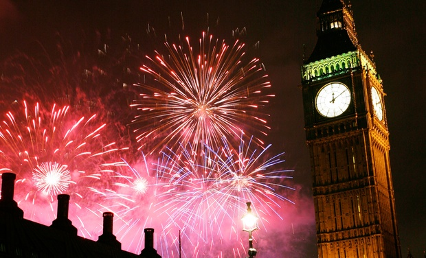 TripAlertz wants you to check out ✈ New Year's Eve Vacation in London with Airfare from go-today. Price per Person Based on Double Occupancy. ✈ New Year's Eve Vacation in London with Airfare - London Trip for New Year's Eve