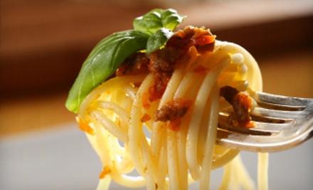 $36 Groupon to Francesca's Ristorante Italiano - Francesca's Ristorante Italiano in Buffalo