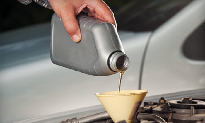Guy's Automotive - Multiple Locations: Conventional or Synthetic Oil Change with 20-Point Inspection at Guy's Automotive. Two Locations Available.