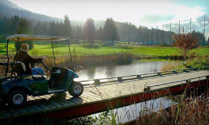 Bridal Falls Golf Club - Rosedale: Golf Outing for Two at Bridal Falls Golf Club in Rosedale