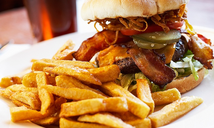 Game On Sports Bar and Grill - Midlothian: Pub Food at Game On Sports Bar and Grill (Up to 47% Off). Three Options Available.