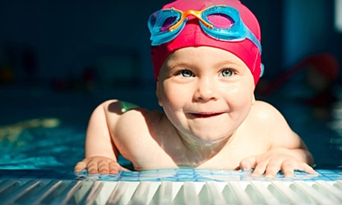 Fields Swim School - Midway District: Swimming Lessons at Fields Swim School. Five Options Available.