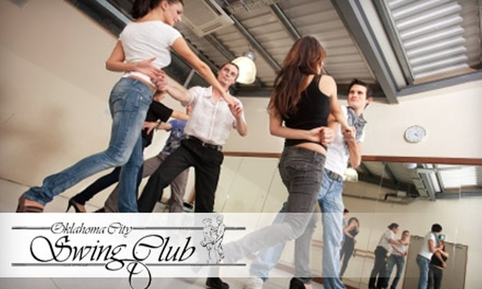 Oklahoma City Swing Club - Oklahoma City: $20 for One Month of West Coast Swing, Country Western, or Latin Dance Lessons at Oklahoma City Swing Club in Oklahoma City