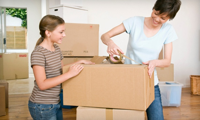 Here To There Movers - Southdale: $99 for $200 Worth of Moving Services from Here to There Movers