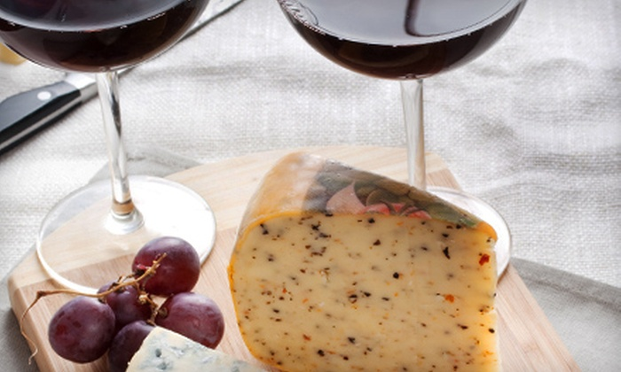 World Class Wines - First Addition: Wine and Cheese Pairings for Two or Up to Ten People at World Class Wines in Lake Oswego