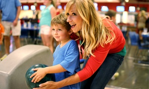 Strikes Unlimited: $38 for Bowling for Up to Six at Strikes Unlimited ($98.24 Value)