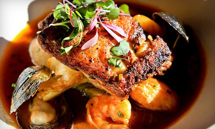 The Chef's Table - Rio: Prix Fixe Dinner for Two or Two American-Cuisine Lunch Entrees at The Chef's Table in Stuart (Half Off)