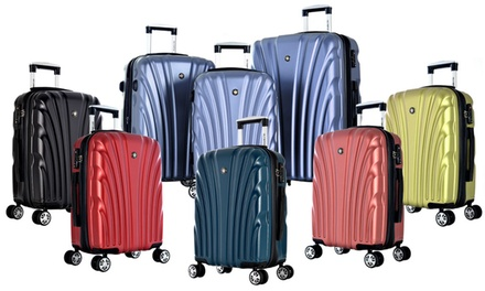 Olympia USA Vortex Eco-Friendly Luggage Set (3-Piece)