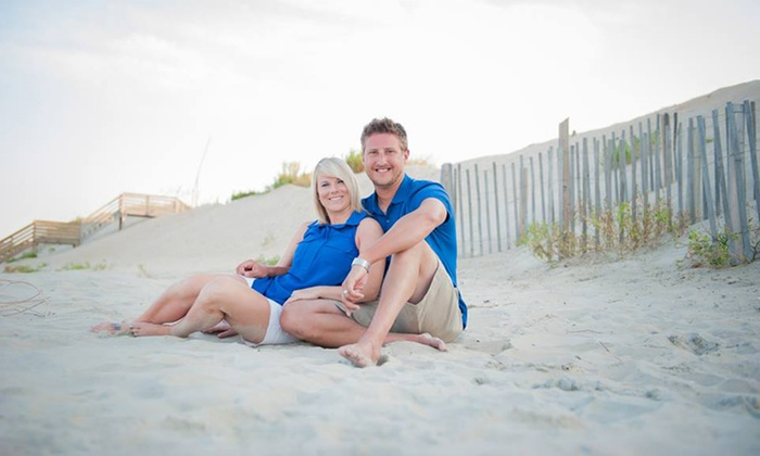 Sea Star Imagery - Hampton Roads: $79 for a One-Hour On-Location Photo Shoot for Up to Five People from Sea Star Imagery ($225 Value)