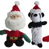 Christmas Stuffed Plush Squeaky Toy