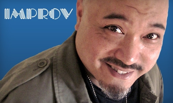 San Jose Improv - Downtown San Jose: $32 for Two Tickets to See Edwin San Juan and Two Tickets to Upcoming Show at the San Jose Improv (Up to $74 Value)