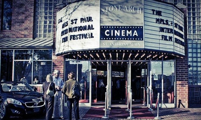 International Film Festival of Minneapolis and Saint Paul - Downtn Minneapolis,Nicollet Island,Warehouse District: Membership for One or Two with Tickets to the International Film Festival of Minneapolis and Saint Paul (Up to 53% Off)