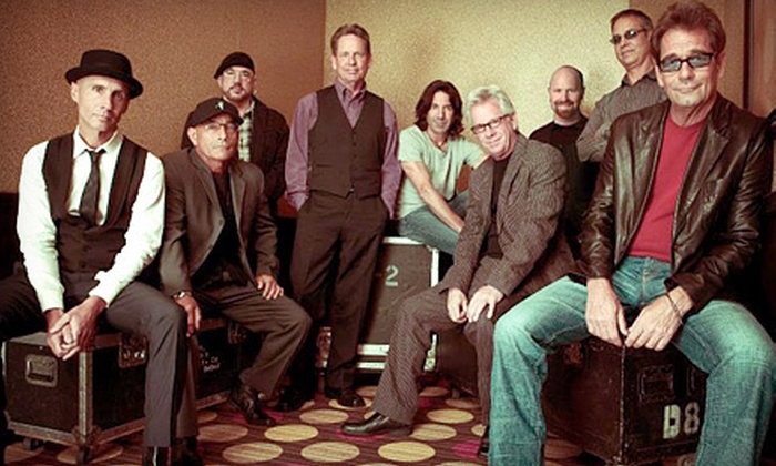 Huey Lewis & The News and Joe Crocker - DTE Energy Music Theatre: $13 for Huey Lewis & The News and Joe Cocker at DTE Energy Music Theatre in Clarkston on August 9 (Up to $25.45 Value)