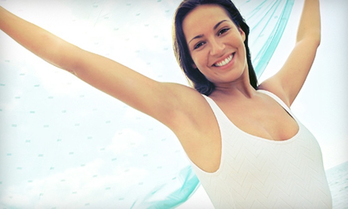 Shoreline Medical - Old Lyme: Three Laser Hair-Removal Treatments for a Small, Medium, or Large Area at Shoreline Medical in Old Lyme (56% Off)