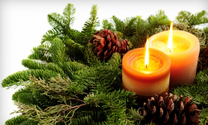 Kingston Nurseries - Harrowsmith: $20 for $40 Worth of Holiday Decor, Christmas Trees, and Gardening Supplies at Kingston Nurseries in Harrowsmith