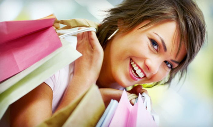 New England Trips - Multiple Locations: $42 for a Chauffeured Shopping Excursion for Two from New England Trips ($84 Value)