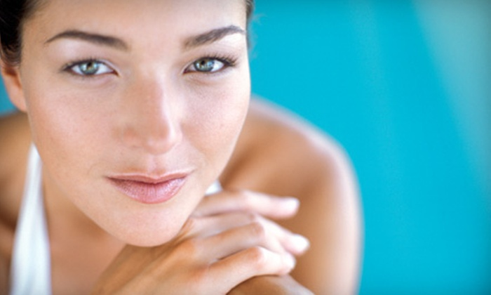 House of Heavilin Beauty College - Blue Springs: $20 for Choice of Two Spa Services at House of Heavilin Beauty College in Blue Springs (Up to $67 Value)
