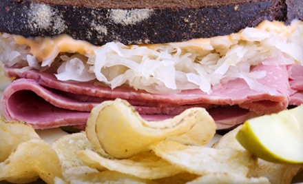 $10 Groupon to Groucho's Deli - Groucho's Deli in Rock Hill