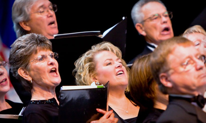 """Handel's """"Messiah"""": An Oratorio Presented by Bravo! Vancouver - Evergreen Highlands: $25 for Two Tickets to """"Messiah"""": An Oratorio at St. Joseph Catholic Church on December 4 ($50 Value)"""