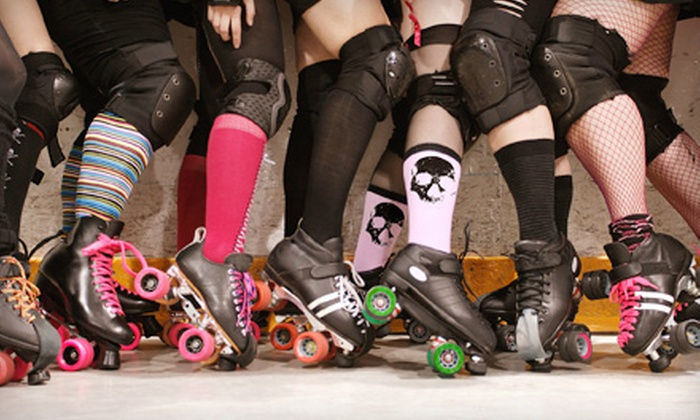 Big Easy Rollergirls - Lake Terrace - Oaks: $14 for Two Tickets to the Big Easy Rollergirls' Home Bout on August 20 at 7 p.m. (Up to $26.82 Value)