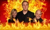 Aussie Improv Comedy Explosion - The Strip: $10 for One General Admission Ticket to the Aussie Improv Comedy Explosion ($32.50 Value)