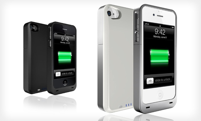 Unu DX Plus 2,400mAh iPhone Battery Case: $39 for an Unu DX Plus 2,400mAh iPhone Battery Case ($79.99 List Price). 3 Colors Available. Free Shipping & Returns.