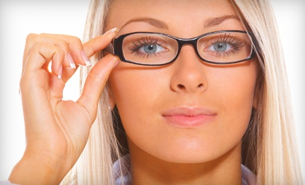 Vision-Correction Package Plus $225 Credit Toward New Eyeglasses  (a $320 value) - MyEyeDr. in