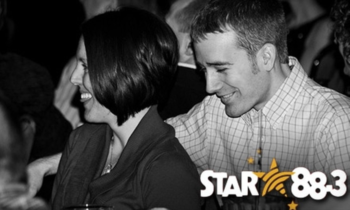 Star 88.3 - Downtown Fort Wayne: $65 for Two Tickets to Star 88.3's Share the Love Valentine's Day Banquet at the Grand Wayne Convention Center ($130 Value)