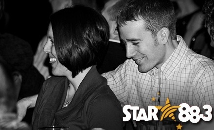 Star 88.3: Share the Love Valentine's Banquet on Sat., Feb. 12 at 5PM - Star 88.3 in Fort Wayne