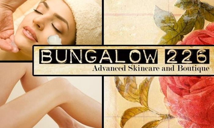 Bungalow 226 - Downtown Fishers: $40 for a 30-Minute Microdermabrasion at Bungalow 226 in Fishers ($80 Value)