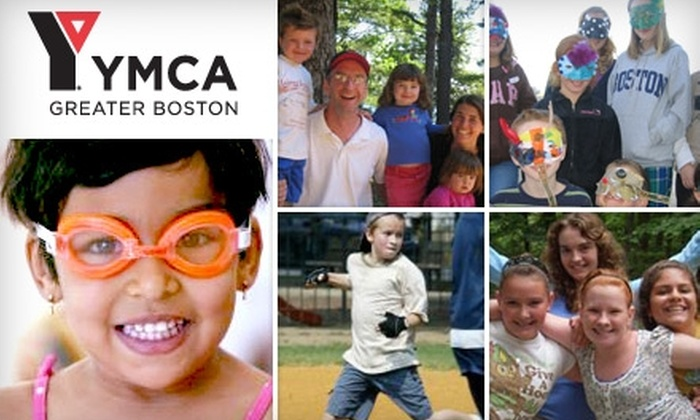 YMCA of Greater Boston - Multiple Locations: $20 for a One-Month Family Membership, $50 Toward Program Registration, and Three One-Hour Coaching Sessions at YMCA of Greater Boston ($317 Value)