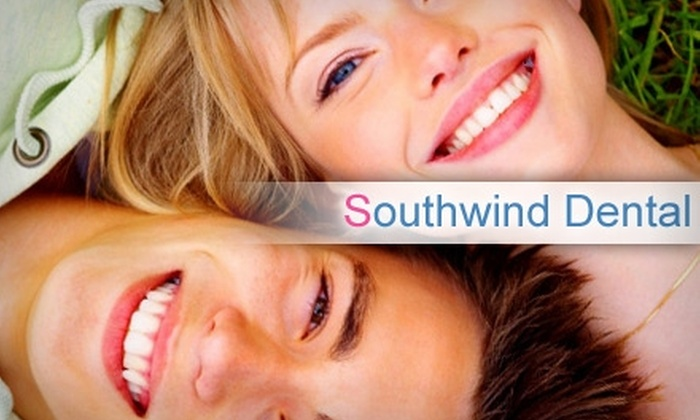 Southwind Dental Care - Roseleigh Neighborhood Association: $59 for X-rays, Exam, Cleaning, and Whitening Tray at Southwind Dental Care ($484 Value)