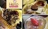 Hello Desserts - San Jose: $5 for $10 Worth of Sweet Treats and Drinks at Hello Desserts