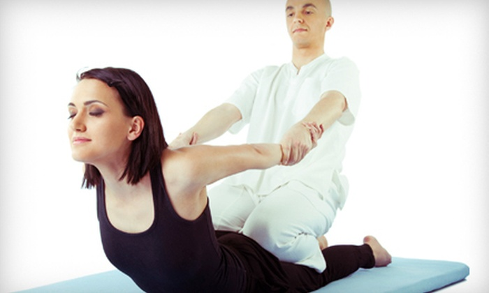 Thiparpa Thai Massage - Foster City: One or Three Well-Being Massage Packages at Thiparpa Thai Massage in Foster City (Up to 60% Off)