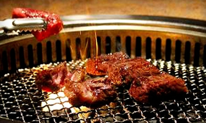 Tenyaku - Makiki - Lower Punchbowl - Tantalu: $15 for $30 of Yakiniku and Shabu-Shabu at Tenyaku