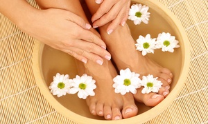 Salud!: Ionic Footbath, Colonic with Option for Ionic Footbath, or Two Colonics at Salud! (Up to 76% Off)