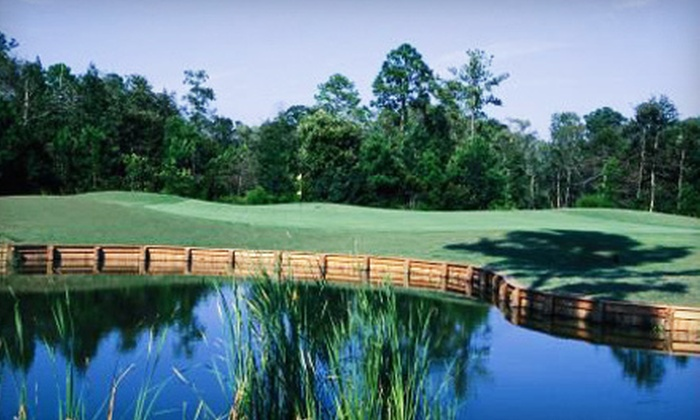 Eagle's Pointe Golf Club - Bluffton: 18-Hole Round of Golf for Two or Four with Cart and Range Balls at Eagle's Pointe Golf Club in Bluffton (Up to 58% Off)