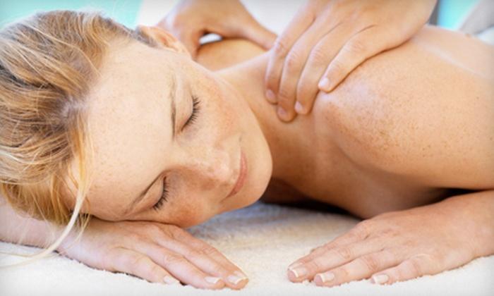 Knight Wellness Center - Edmond: $30 for a 60-Minute Swedish Massage at Knight Wellness Center in Edmond ($60 Value)