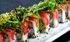52% Off at Rise Sushi Lounge