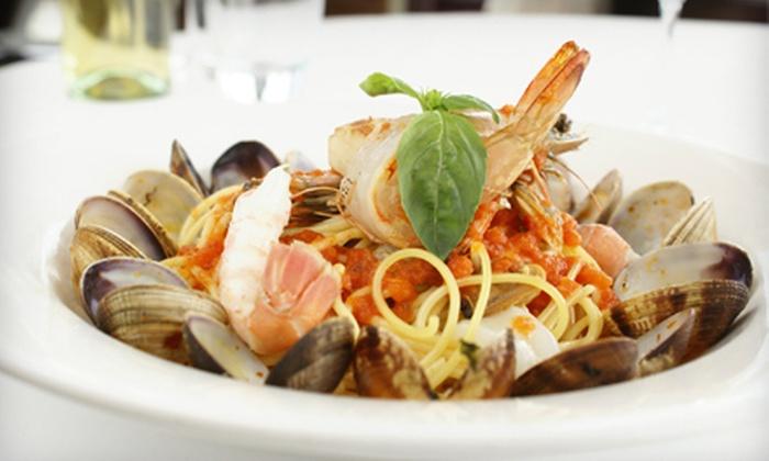 Amarsi Ristorante - Rancho Vistoso: $25 for $50 Worth of Italian Cuisine and Drinks at Amarsi Ristorante in Oro Valley