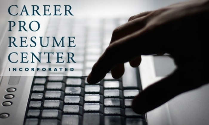 Career Pro Resume Center - Philadelphia: $20 for a Resume Revision from Career Pro Resume Center ($75 Value)
