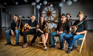 The University Centre Farquhar Auditorium: The Paperboys on Saturday, February 13, at 7:30 p.m.