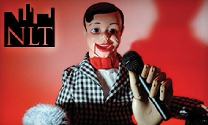 "$12 for One Ticket to ""Meat Puppet"" Presented by Northern Light Theatre and Shadow Theatre (Up to $24 Value).  Choose from Five Dates."