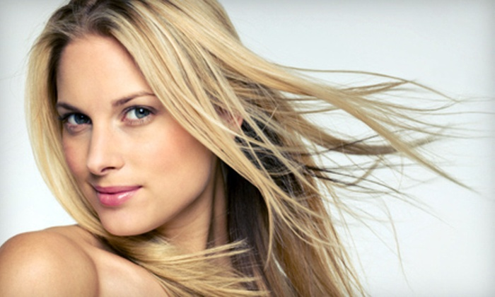 Karma Hair Salon - West Revere: One, Two, or Three Keratin Hair Treatments with Styles at Karma Hair Salon in Revere (Up to 71% Off)